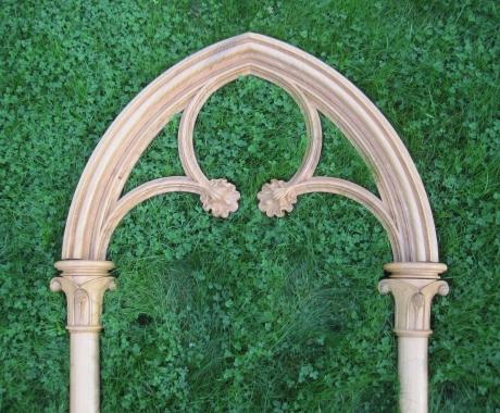 Arche Néo-Gothique