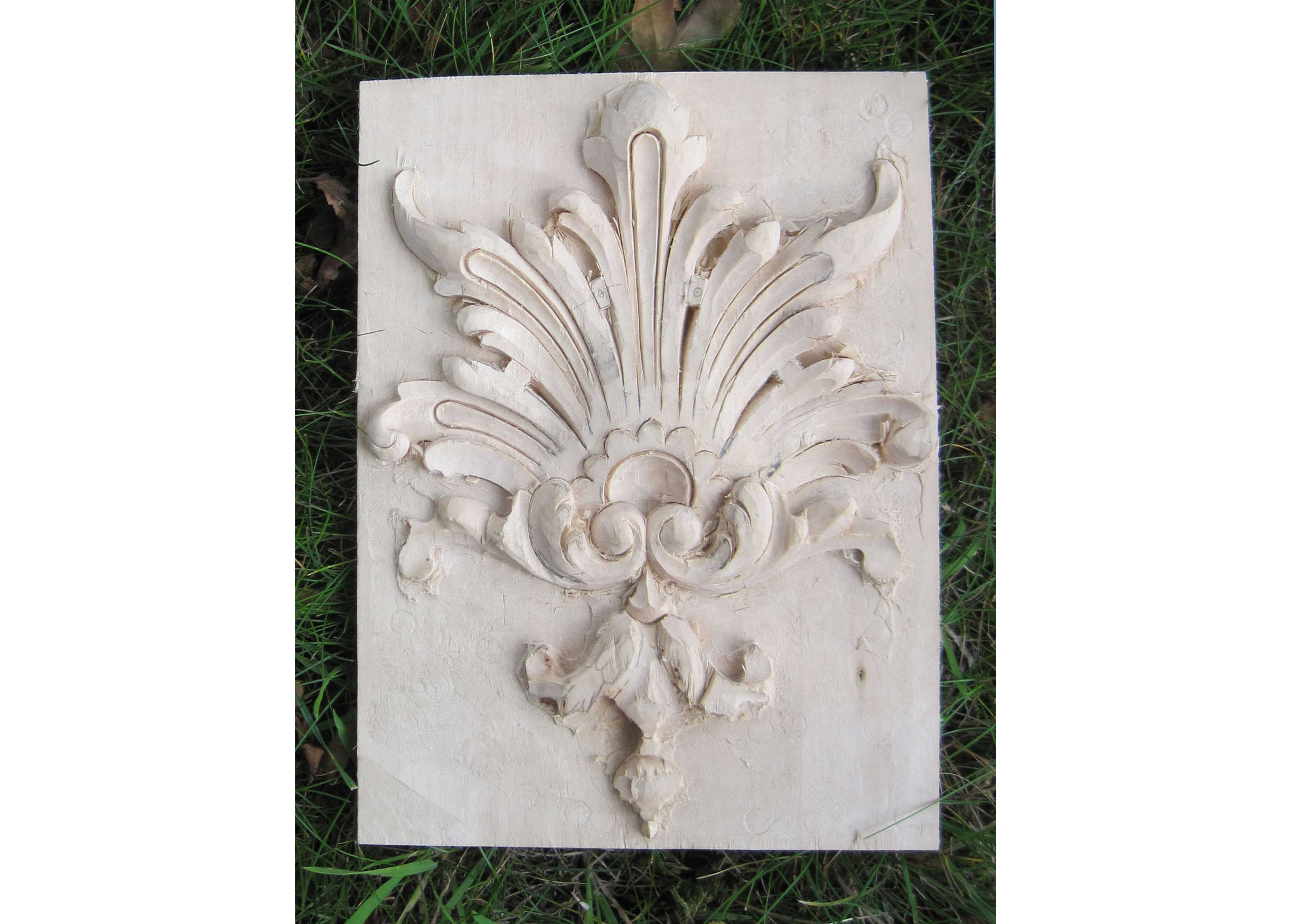 sculpture ornementale