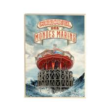 carroussel des mondes marins