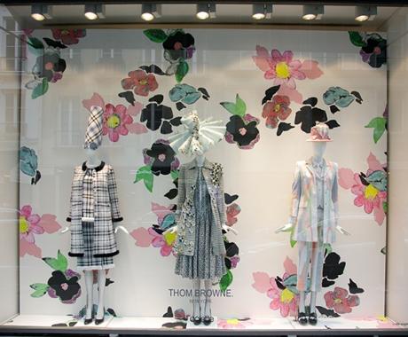 Vitrine Concept Store «Colette», Paris.