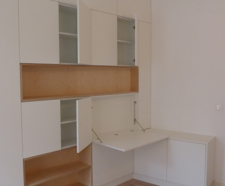 Agencement Dressing / Bureau